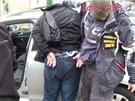 Příslušníci Generální inspekce bezpečnostních sborů Útvaru rychlého nasazení