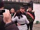 Jurij Lucenko opustil ukrajinskou v�znici. P�jde ven i Tymo�enkov�?