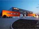 Technologickou stavbou se v rámci v rámci soutěže Stavba roku 2012 Olomouckého