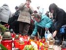 Asi tisícovka lidí na jihlavském Masarykově náměstí zavzpomínala na brutálně