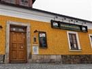 Restaurace U Slunce ve Dvoře Králové nad Labem, kde kuchař Pavel Červinka tráví