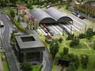 Království železnic na Smíchově - hlavní nádraží v Praze