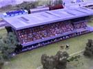Království železnic na Smíchově - dostihové závodiště v pražské Chuchli