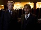 Christopher Walken (vlevo) a Al Pacino ve filmu Jako za starejch časů
