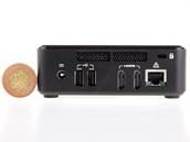 Intel NUC - srovnání velikostí