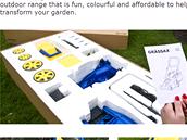 Sekačka IKEA