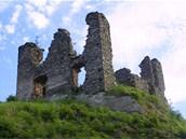 Radnice v Andělské Hoře chce opravit zříceninu gotického hradu.