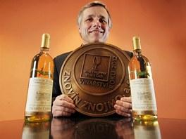 Ředitel vinařství Znovín Znojmo Pavel Vajčner