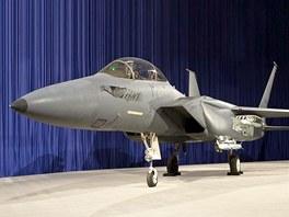 F-15 Silent Eagle - modernizovaná verze F-15 se sníženým radarovým odrazem a