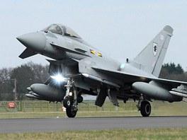 Eurofighter Typhoon Kr�lovsk�ho letectva (RAF)