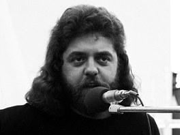 Oskar Petr na festivalu v Pezinku, 1976