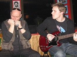 Erich Bobo� Proch�zka a Marek Wolf