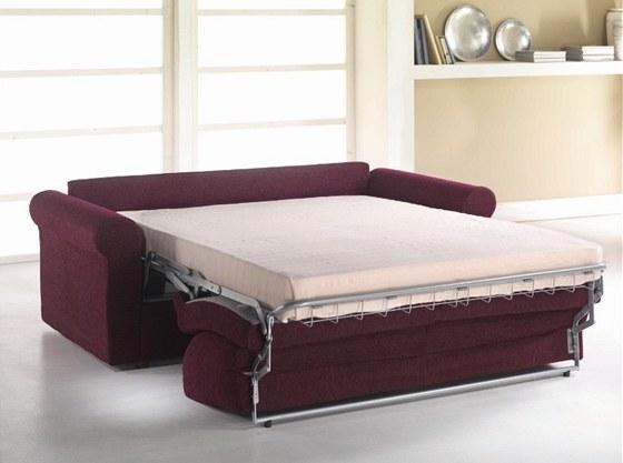 Pohovka Melantha, cena včetně matrace 47.650 Kč
