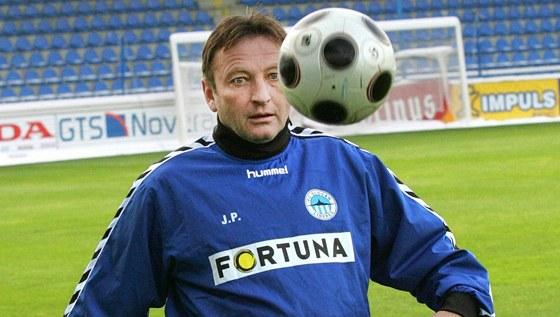 Josef Petřík, trenér FC Slovan Liberec