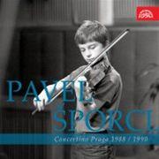 Pavel Šporcl: Concertino Praga
