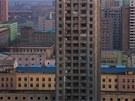 Pchjongjang, hlavn� m�sto KDLR (9. dubna 2013)