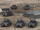 Společné cvičení jihokorejských a amerických jednotek nedaleko hranic KDLR (11.