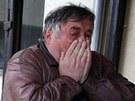 Bratr Ljubici Bogdanoviće, který v úterý ve vesnici Velika Ivanča postřílel 13