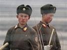 Severokorejští vojáci vyměnili pušky za lopaty a vyrazili na pole (14. dubna