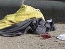 Následky výbuchů na maratonu v Bostonu (15. dubna 2013)