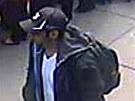 FBI zveřejnila snímky dvou podezřelých mužů z terorismu v Bostonu