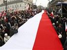 Polsko ve středu vzpomínalo na tři roky starou tragédii ve Smolensku.