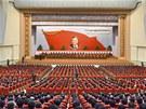 V KLDR vrcholí přípravy na pondělní oslavy narozenin Kim Ir-sena (14.dubna)