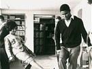 Tváří značky Puma byl i slavný portugalský fotbalista Eusébio, zvaný Černá...