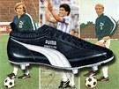 Sportovní značka Puma se v sedmdesátých a osmdesátých letech chlubila...