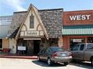 Texask� m�ste�ko West s po�etnou komunitou potomk� �esk�ch p�ist�hovalc�.