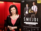 Silvie Dymáková, režisérka filmu Šmejdi