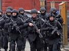 Tisíce policistů pátrají v Bostonu a okolí po Džocharu Carnajevovi, kterého