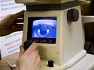 Přístroj odhalí, zda řidič netrpí některou z nejčastějších zrakových vad