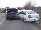 Tragick� hav�rie t�� aut u Paskova na Fr�decko-M�stecku