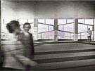 Vizualizace vnit�n�ho prostoru olomouck�ho Silo Tower, jeho� stavba za�ala v