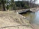 Rybník Drátovec bude ještě dlouho spojován se smutným nálezem mrtvé novorozené...