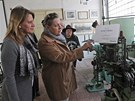 Vnučka podnikatele Jana Antonína Bati, zakladatele třebíčské obuvnické továrny