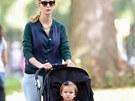 Ivanka Trumpov� s dcerou Arabellou Rose