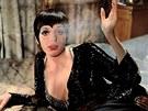 Liza Minnelli ve filmu Kabaret, za který dostala Oscara.