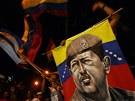 Hugo by měl radost. Venezuelské volby vyhrál Chávezův loajální nástupce Nicolás
