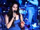 Lana Del Rey, koncert 13.4. 2013, Divadlo Archa, Praha
