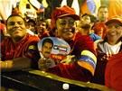Protiamerického Madura zvolila jen těsná většina voličů.  (15. dubna 2013)