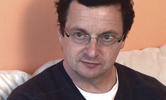 Michal Viewegh v dubnu 2013