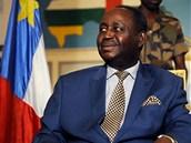 François Bozizé, bývalý prezident Středoafrické republiky.