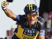 Cyklista Roman Kreuziger vyhrál po sólovém úniku úvodní ardenskou klasiku