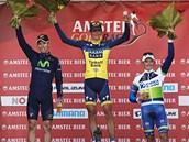 Cyklista Roman Kreuziger porazil v úvodní ardenské klasice Amstel Gold Race