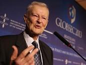 Ikona americké zahraniční politiky Zbigniew Brzezinski