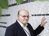 Odvolan� �editel �stavu pro studium totalitn�ch re�im� Daniel Herman