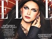 Karo Mrozková se pro titulní stránky časopisů mění stejně jako na módních
