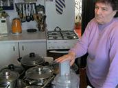 Z filmového dokumentu Šmejdi